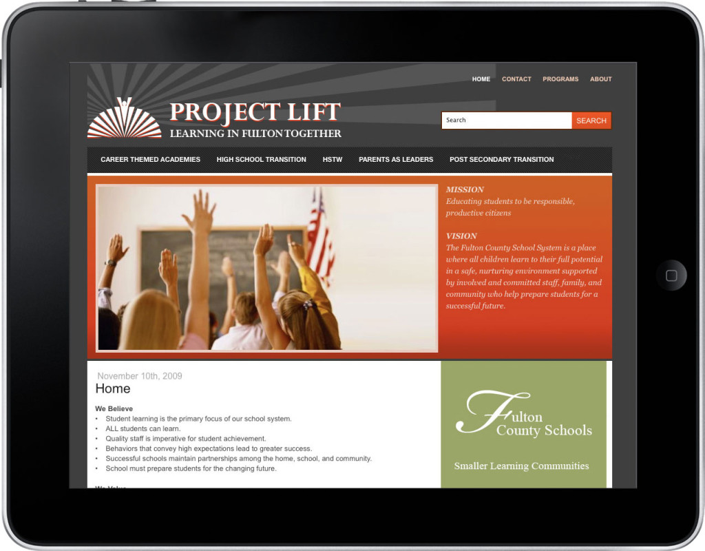 web-projectlift-ipad
