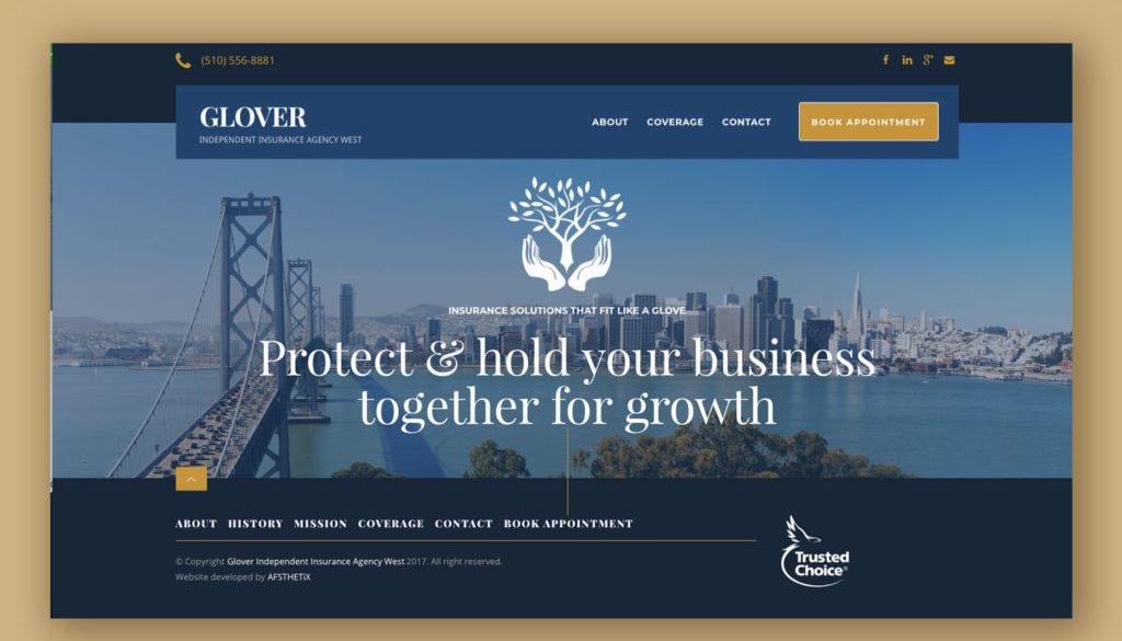 glover-web